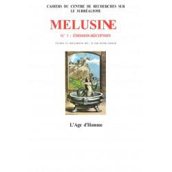 Mélusine n°1 : Emission-Réception / Texte de NICOLE BOULESTREAU