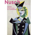Nusch, portrait of a surrealist muse, by Chantal Vieuille
