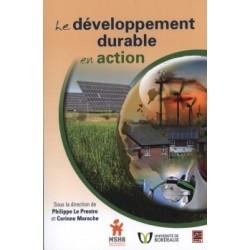 Le développement durable en action : Chapitre 3