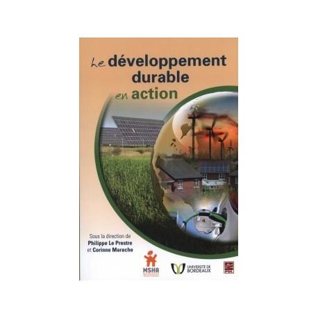 Le développement durable en action : Chapitre 4