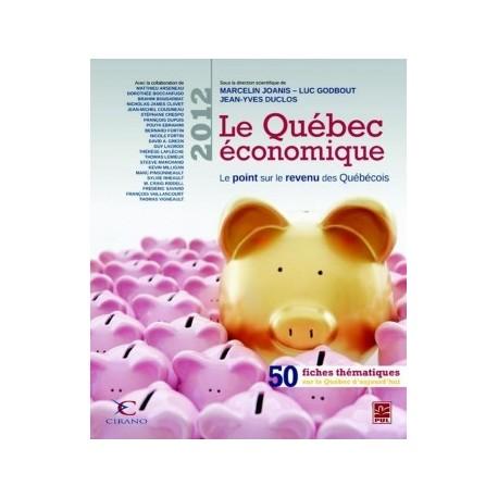 Le Québec économique 2012. Le point sur le revenu des Québécois : TDM de fiche