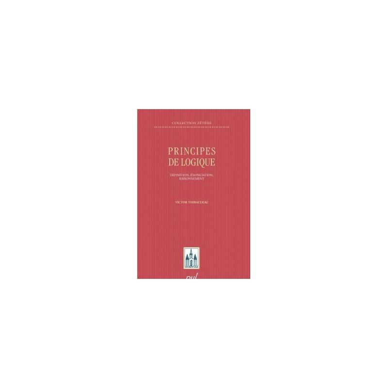 DE TÉLÉCHARGER LOGIQUE THIBAUDEAU VICTOR PRINCIPES DE