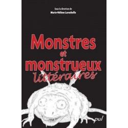 Monstres et monstrueux littéraires : Chapitre 1
