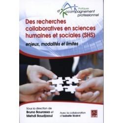 Des recherches collaboratives en sciences humaines et sociales (SHS) : enjeux, modalités et limites : Chapitre 1
