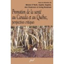 Promotion de la santé au Canada et au Québec, perspectives critiques : Chapitre 8