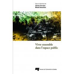 Vivre ensemble dans l'espace public  / Accommodements raisonnables, médias et communication  de Christian Agbobli
