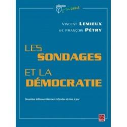 Les sondages et la démocratie de François Pétry, Vincent Lemieux : Sommaire