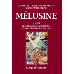 Revue Mélusine numéro 28 : Chapitre 5