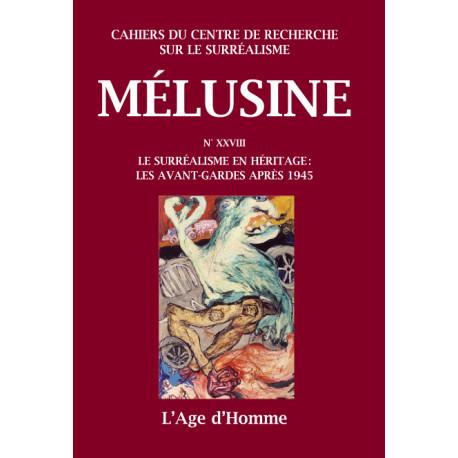 Revue mélusine numéro 28