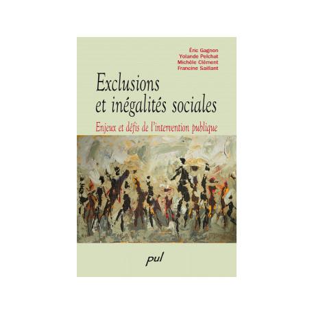 Exclusions et inégalités sociales. Enjeux et défis de l'intervention publique : Chapitre 2