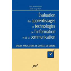 Évaluation des apprentissages, (ss. dir.) Jean-Guy Blais : Chapitre 1