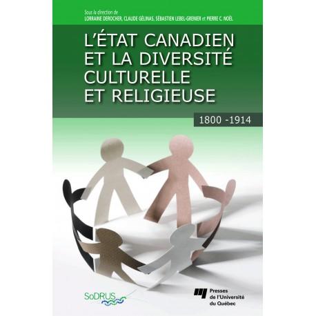 Le pluralisme religieux et juridique en matière d'état civil et de mariage, 1774-1921 de Michel Morin