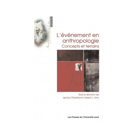 L'événement en anthropologie. Concepts et terrains : Chapitre 6
