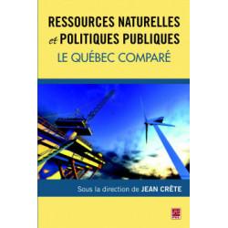 Ressources naturelles et politiques publiques. Le Québec comparé : Chapitre 1