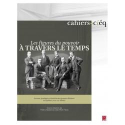 Les Figures du pouvoir à travers le temps, ss. dir.de Thierry Nootens et Jean-René Thuot : Sommaire