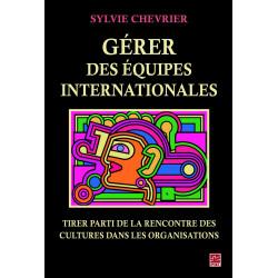 Gérer des Équipes internationales, de Sylvie Chevrier
