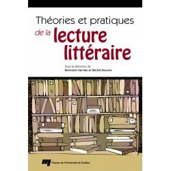 théories et pratiques de la lecture littéraire sous la direction de Gervais et Bouvet