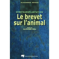 Xenotransplantation : Le brevet sur l'animal de Alexandre Obadia / LES CONSIDÉRATIONS ÉTHIQUES