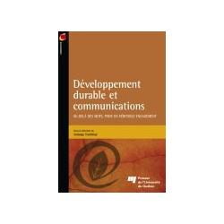 Développement durable et communications Au-delà des mots, pour un véritable engagement / CHAPITRE 5