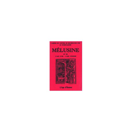 TENTATIVE D'ÉVALUATION (SUBJECTIVE) DE L'AGE D'OR AUJOURD'HUI de Maurice MOURIER
