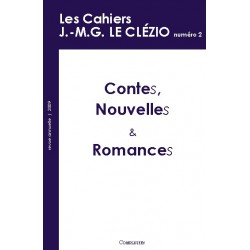 Artelittera.com_Les Cahiers J-MG Le Clézio n°2 : Contes, nouvelles et romances