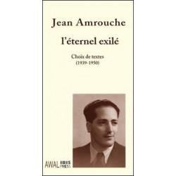 PRÉFACE À ALGÉRIE DE JEAN AMROUCHE