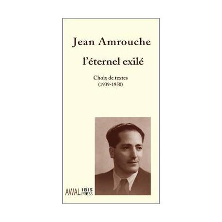 TUNISIE 1947 de Jean Amrouche