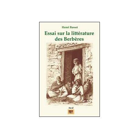 Essai sur la littérature des Berbères de Henri Basset INTRODUCTION