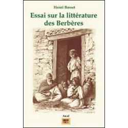 Essai sur la littérature des Berbères de Henri Basset : Chapitre 13