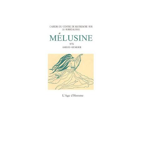 Revue Mélusine n°10 / CHAPITRE 9 de Anne-Marie AMlOT