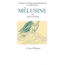 Revue du surréalisme Mélusine n°10 : Amour - Humour : Sommaire