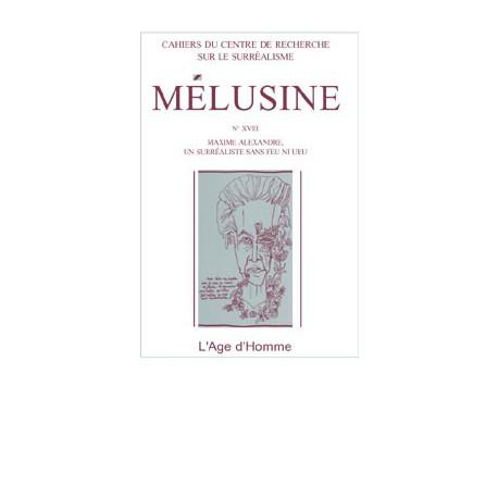 MAXIME ALEXANDRE ET LE BILINGUISME LITTÉRAIRE Adrien FINCK-Maryse STAIBER