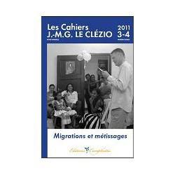 LES CAHIERS JMG LE CLEZIO NUMERO 3 - sommaire