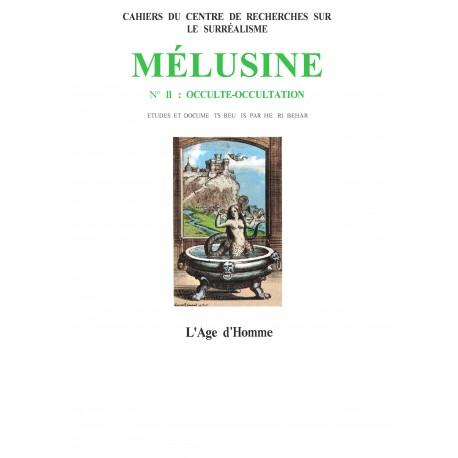 Mélusine N°2 / Occulte-occultation / chapitre 3