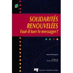 Solidarités renouvelées de Sandra Rodriguez / chapitre 3
