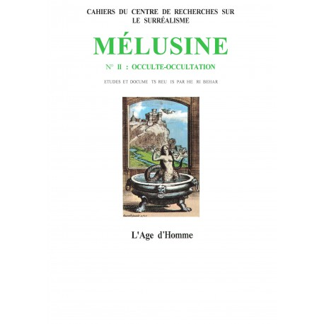Mélusine N°2 / Occulte-occultation / chapitre 4