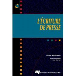 L'écriture de presse, de Violette Naville-Morin : Table des matières