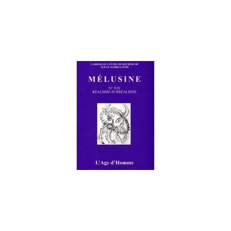 Revue du Surréalisme Mélusine n° 21 : chapitre 5