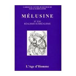 Revue du Surréalisme Mélusine n° 21 : chapitre 9