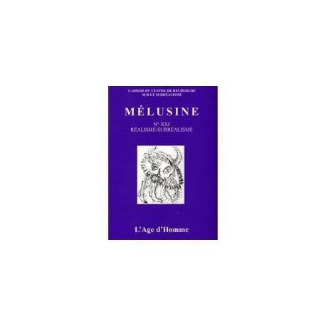 Revue du Surréalisme Mélusine n° 21 : chapitre 21