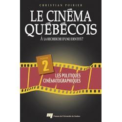 Le cinéma québécois à la recherche d'une identité de Christian Poirier / CHAPITRE 8