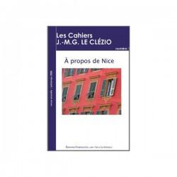 Les cahiers J.-M.G. Le Clézio n°1 : A propos de Nice sous la direction de Madeleine Borgomano / CHAPITRE 13