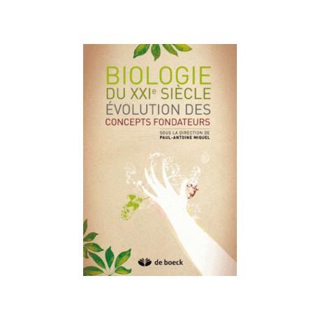 Biologie du XXIe siècle: évolution des concepts fondateurs de Paul-Antoine Miquel / CHAPITRE 4