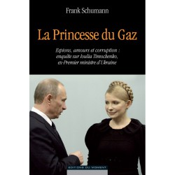 La Princesse du Gaz de Frank Schumann / CHAPITRE 4