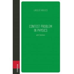 Contest Problem in Physics with Solutions de László Holics / CHAPITRE 9