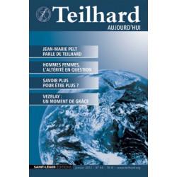 Revue Teilhard de Chardin Aujourd'hui N°44: Article 4