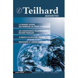 Revue Teilhard de Chardin Aujourd'hui N°48 Sommaire