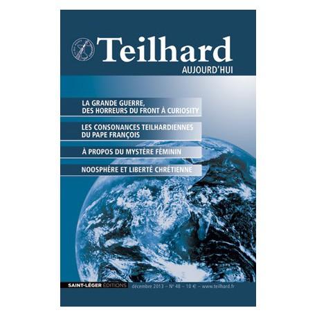 Revue Teilhard de Chardin Aujourd'hui N°48 Article 8