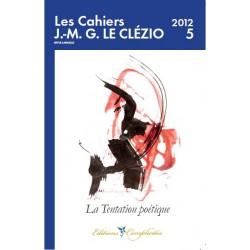 Les Cahiers Le Clézio n°5 : Sommaire
