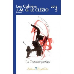 Les Cahiers Le Clézio n°5 : Chapitre 12